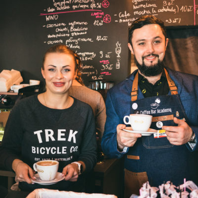 Caffe Giro – coffee ride po Śląsku