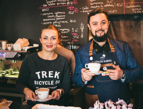 Caffe Giro – coffee ride po Śląsku