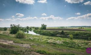 Wiślana Trasa Rowerowa – Velo Małopolska:  Oświęcim – Szczucin