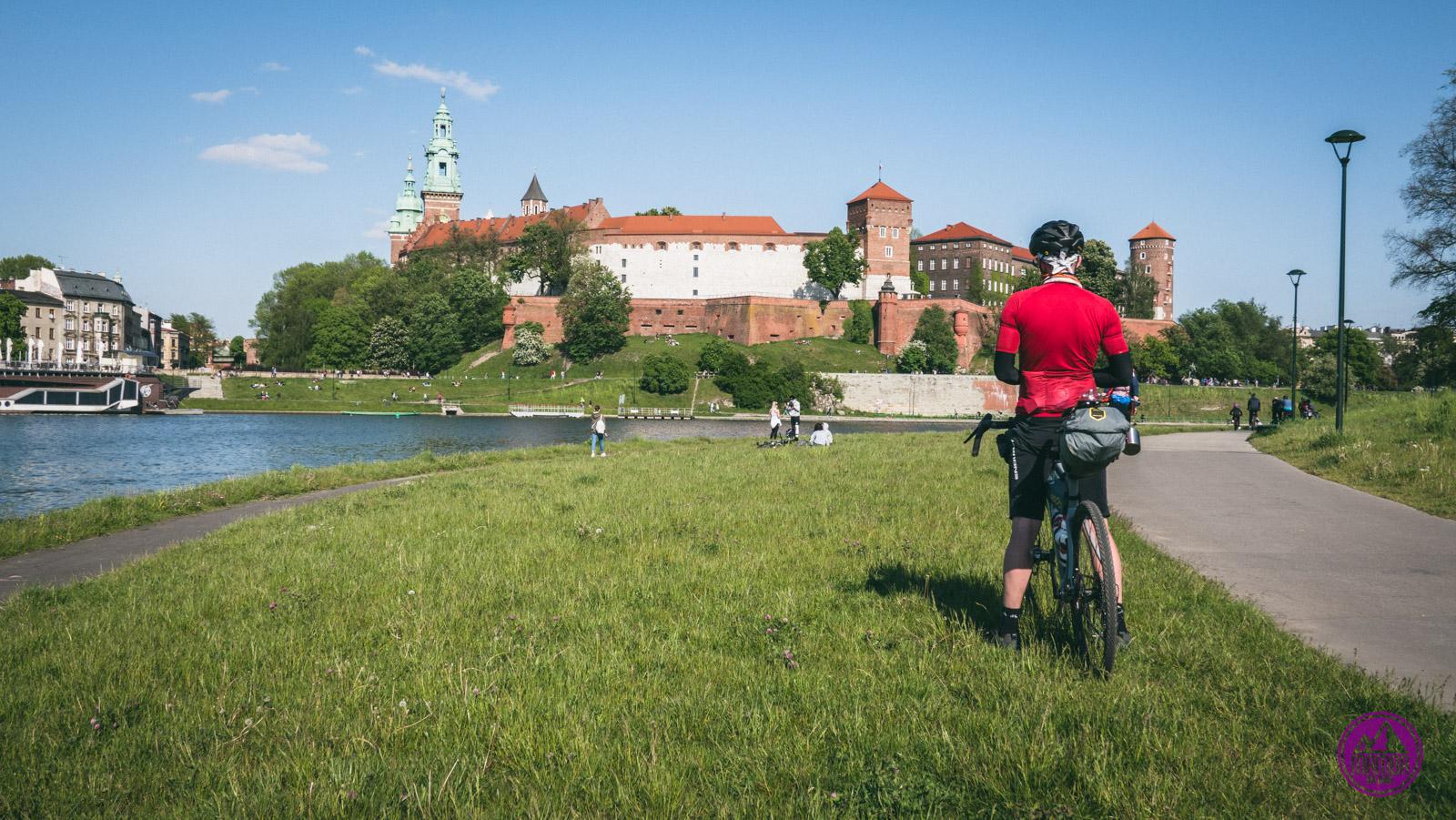 Wiślana Trasa Rowerowa Kraków