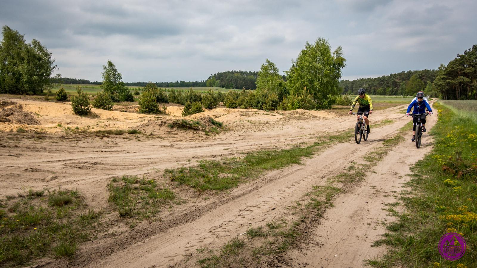 Stara Wieś rowery