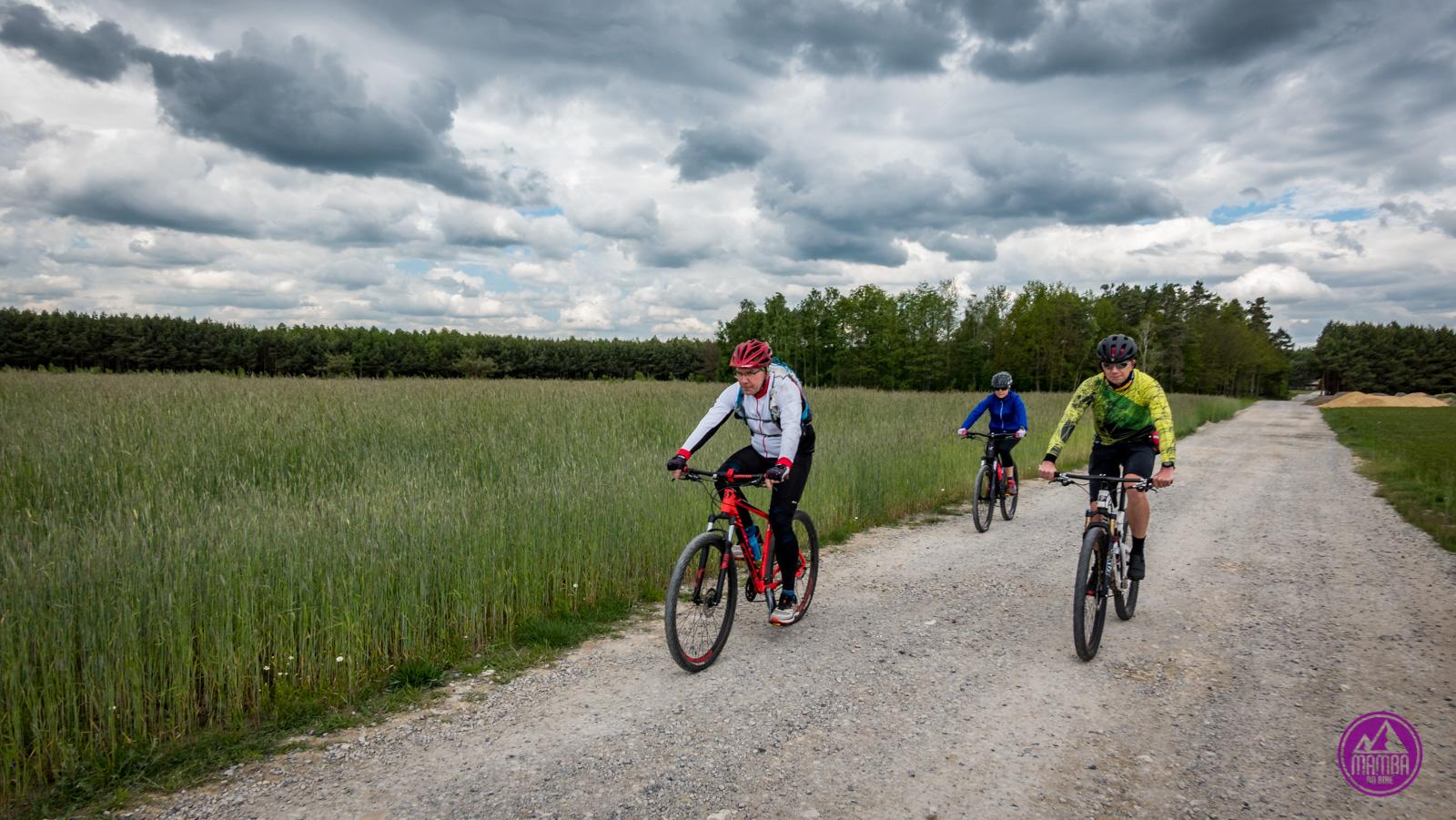 Trasy rowerowe Stara Wieś
