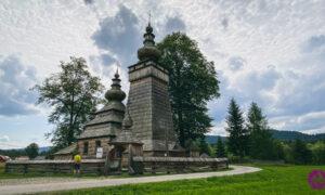 Beskid Niski – część zachodnia – śladami Łemków i drewnianych cerkwi