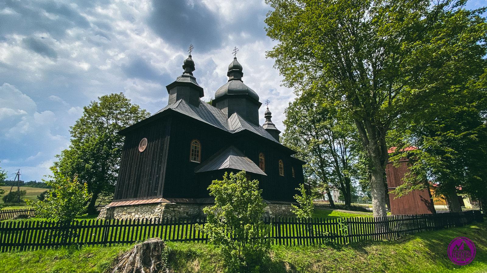 Cerkiew Krzywa