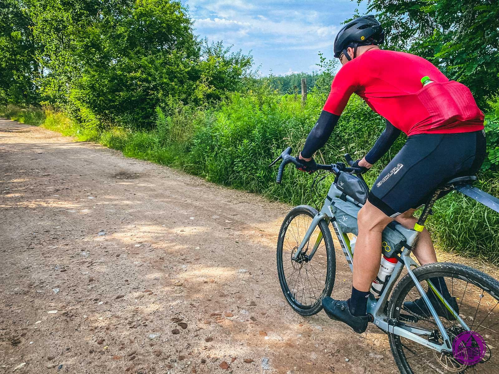 katowice-wrocław na rowerze