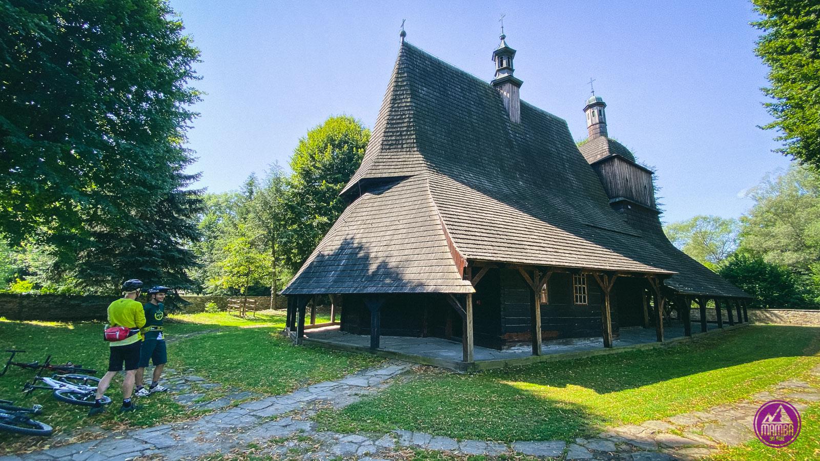 Cerkiew w Sękowej