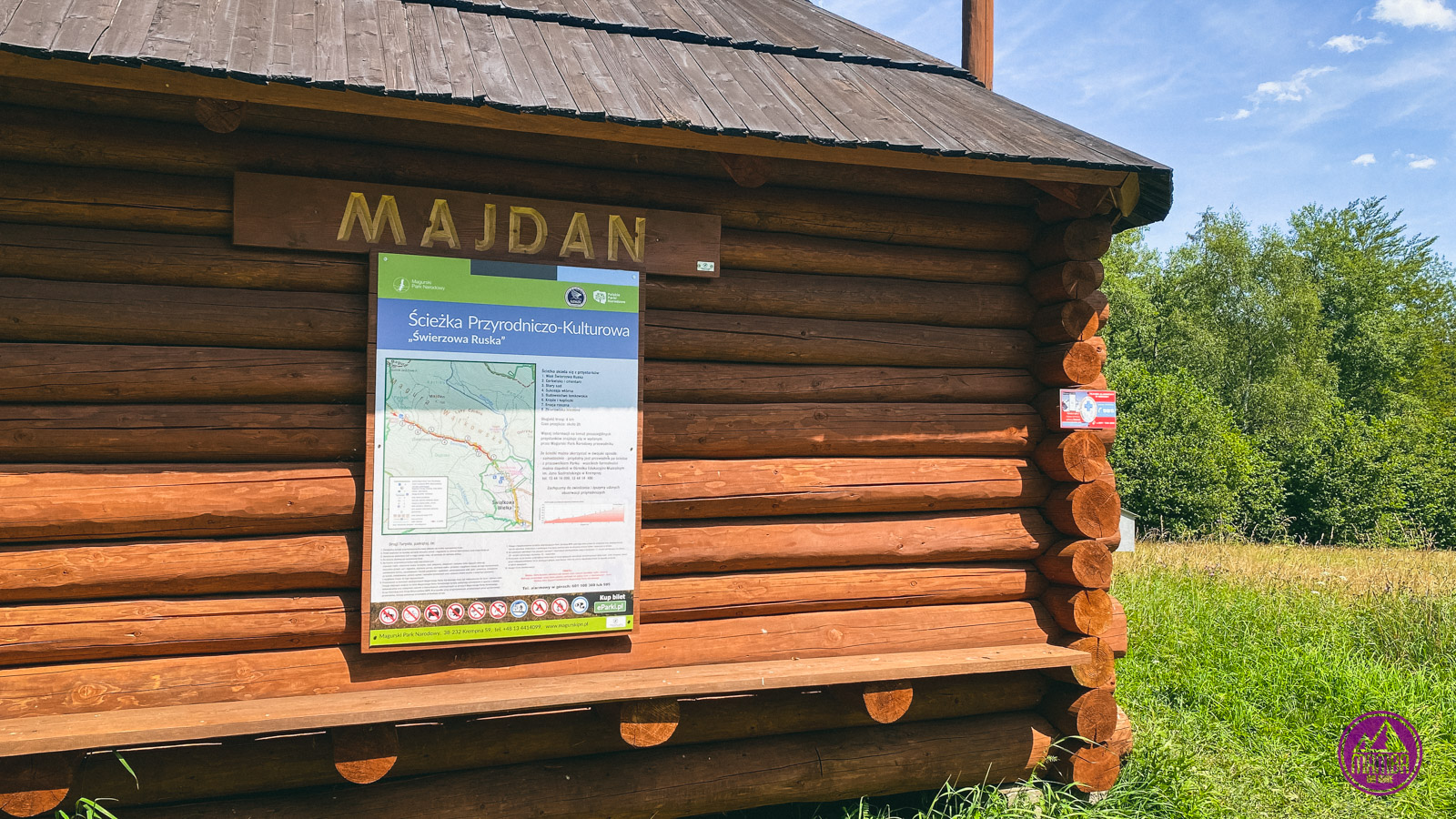 Magurski Park Narodowy Majdan