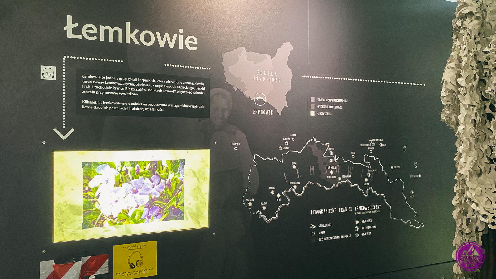 Magurski Park Narodowy - Krempna