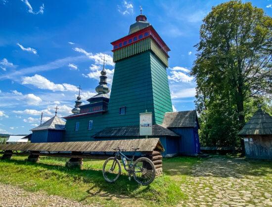 SR CLTV – Magurski Park Narodowy i Nieznajowa