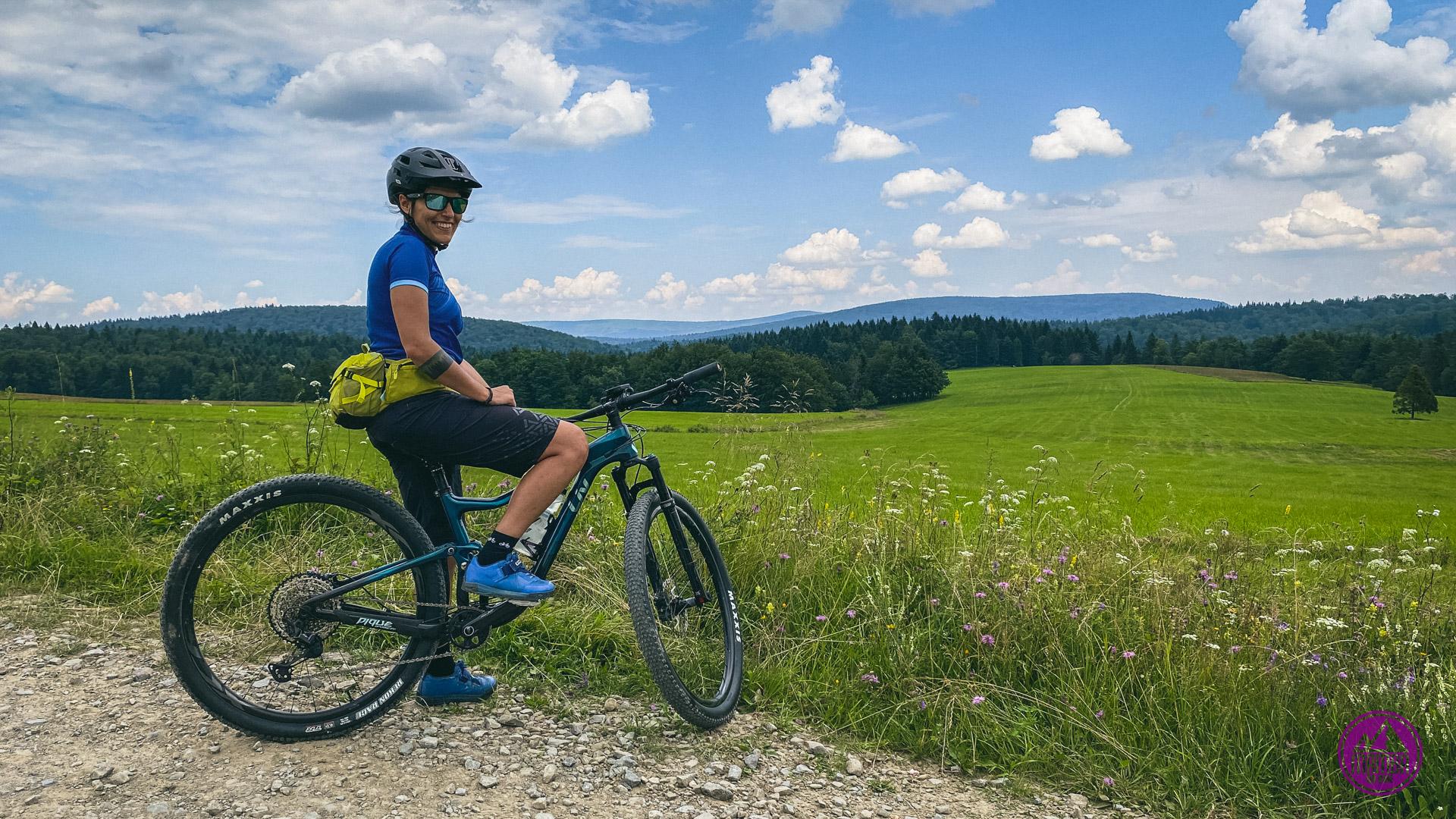 rower dla kobiety liv