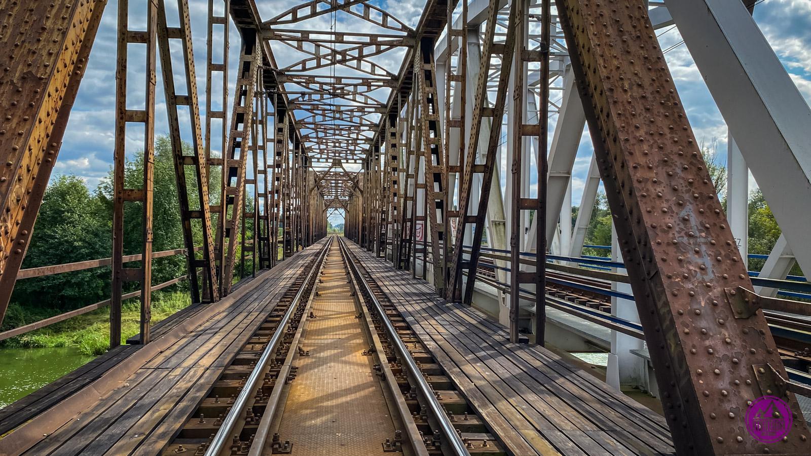 Most Czterej Pancernii