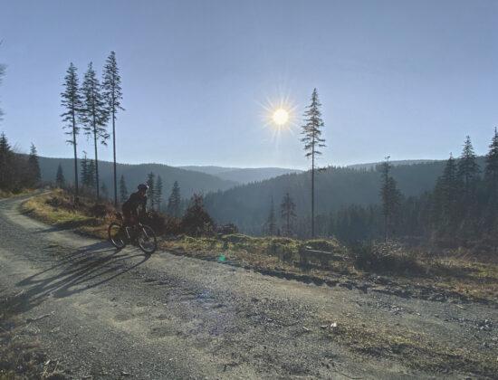 Góry Bialskie – amerykańskie szutry i czeskie asfalty