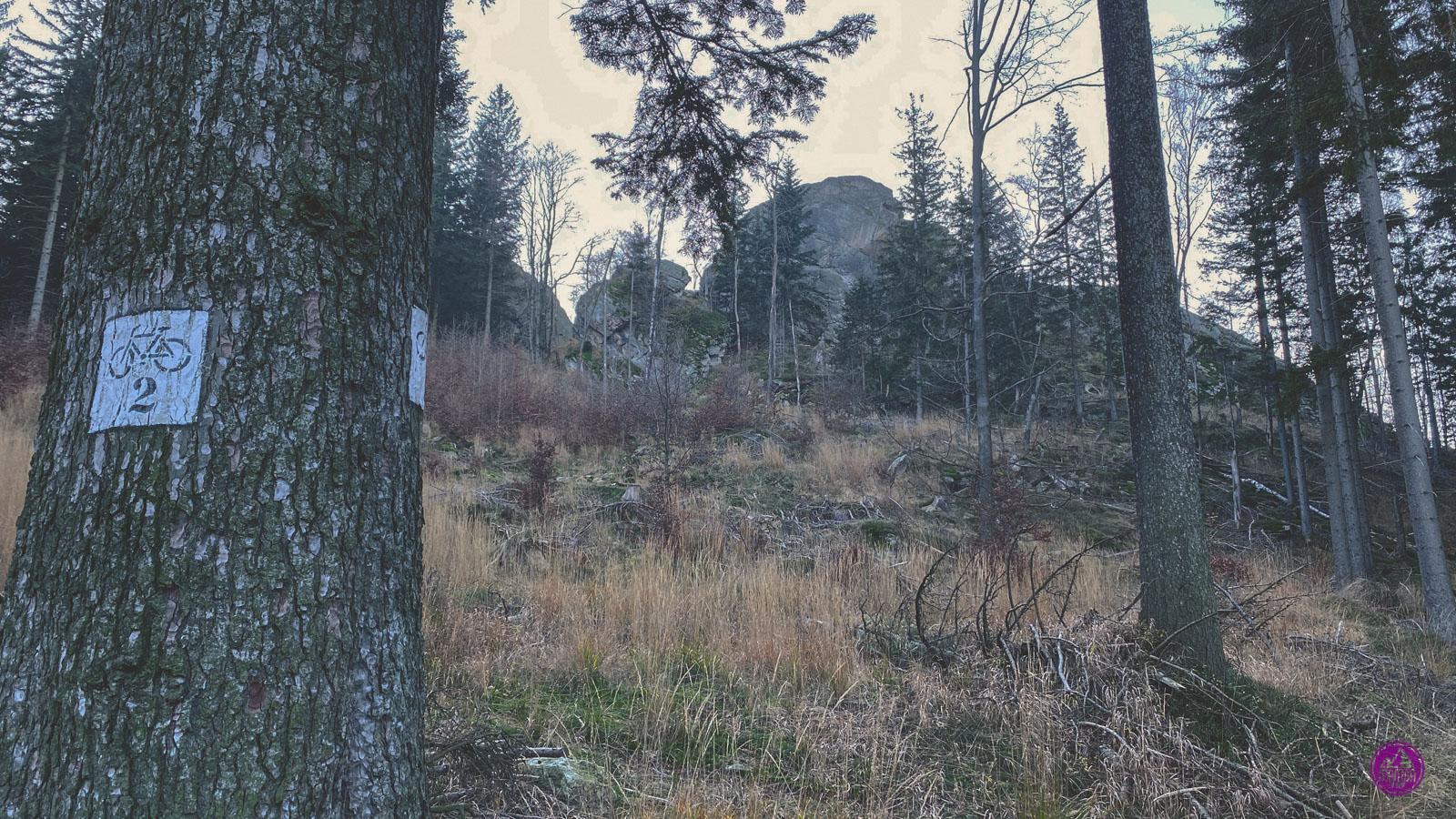 Góry Bialskie - Trzy Siostry