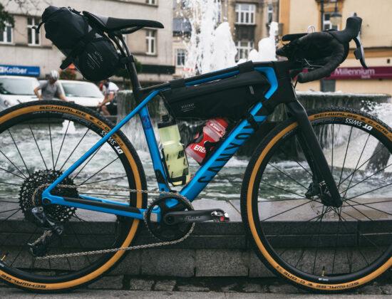 Restrap – torby bikepackingowe – recenzja