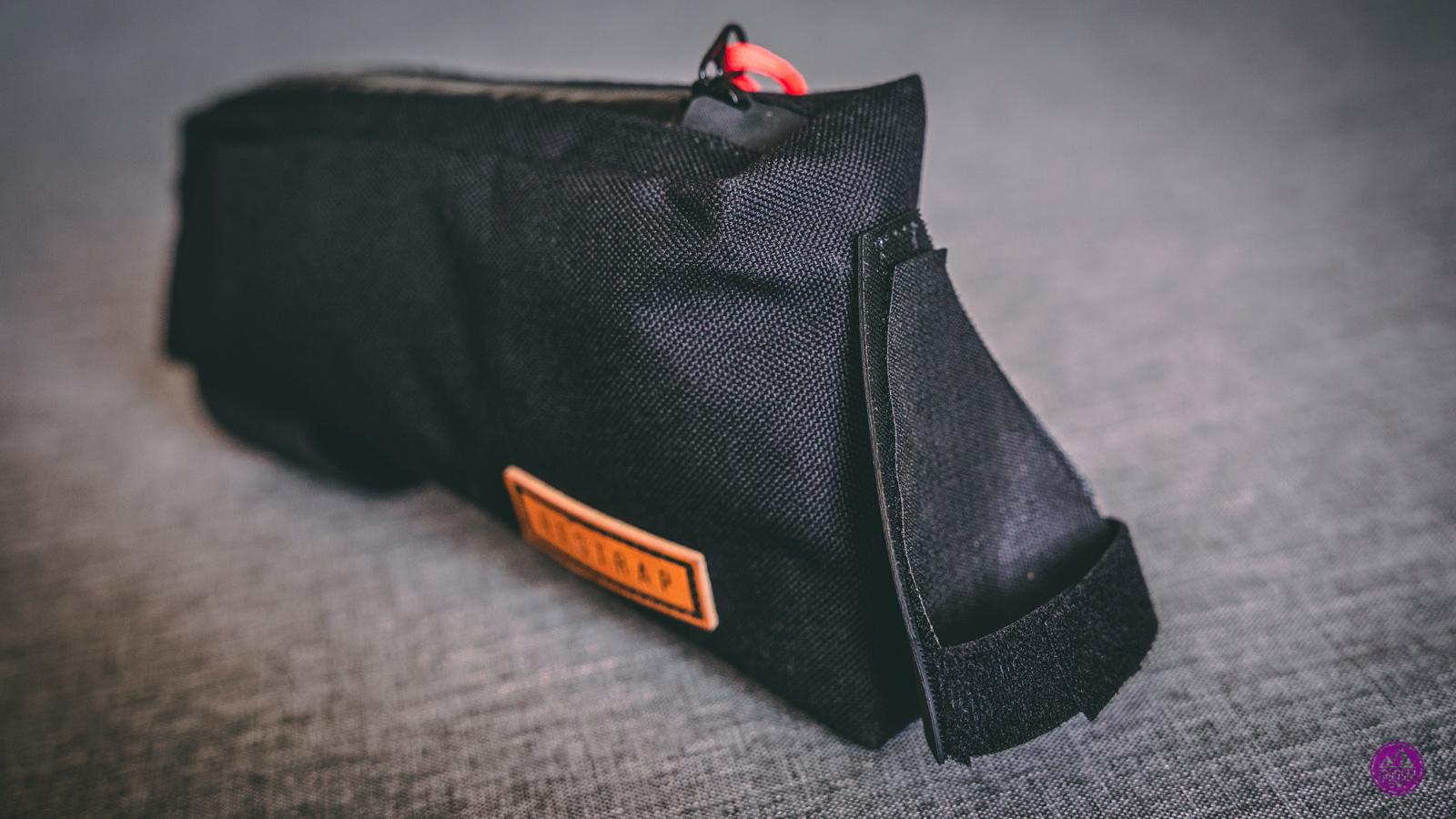 Restart Top Tube Bag