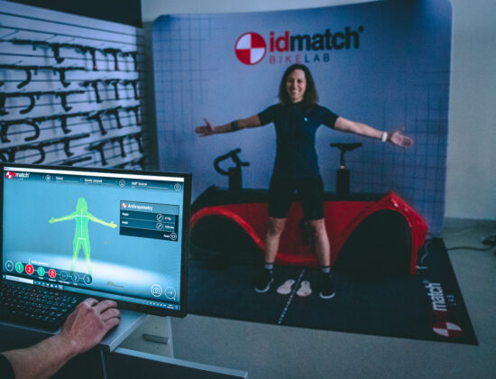 IDmatch BikeLab – interaktywny system do bikefittingu
