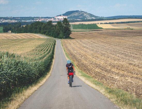 Eurovelo 13, czyli Szlak Żelaznej Kurtyny: Znojmo – Mikulov
