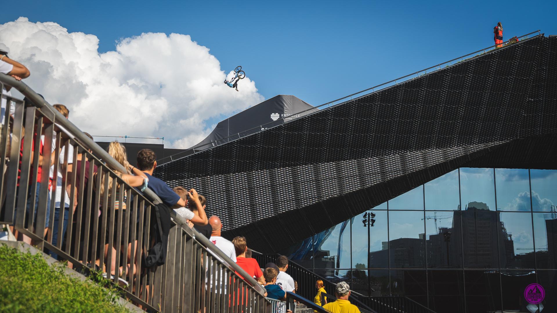 Red Bull Roof Ride Katowice