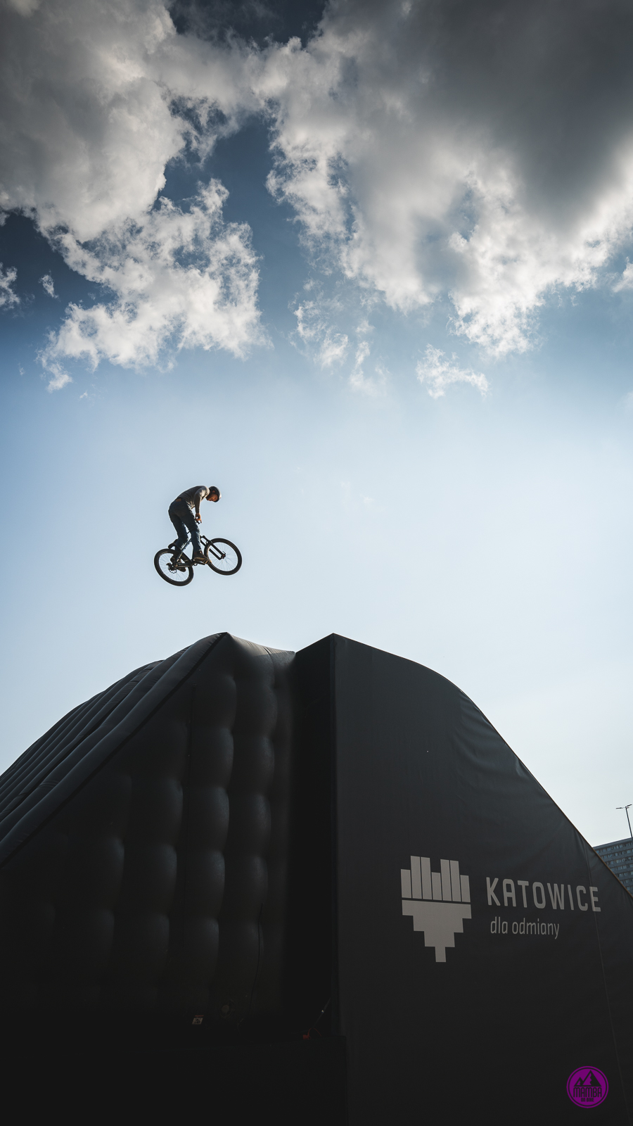 Red Bull Roof Ride
