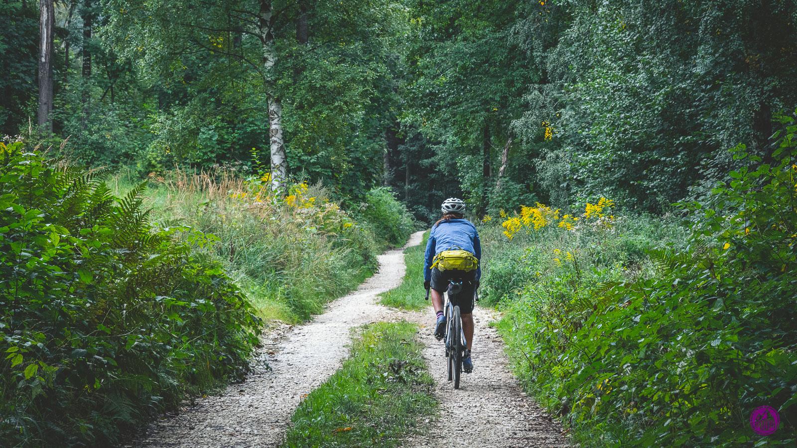Rychlebskie Hory na rowerze