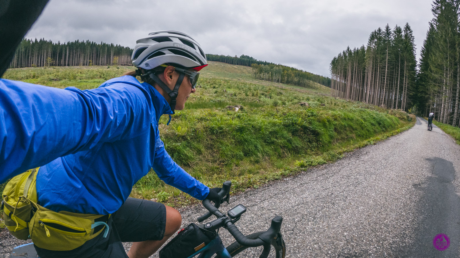 Rychlebskie Hory na rower