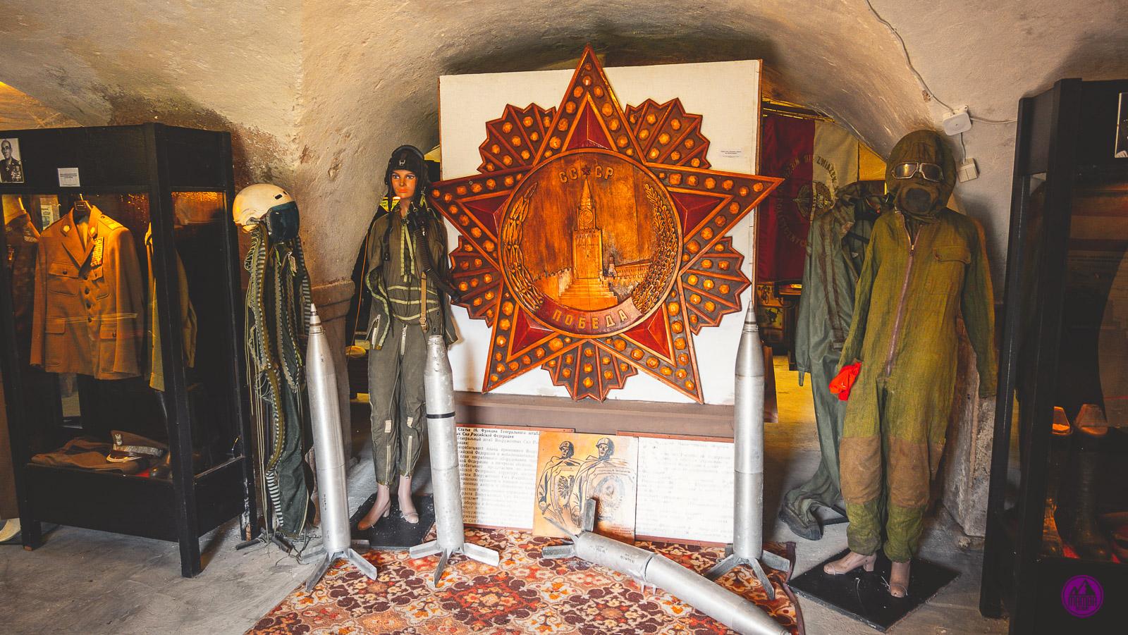 Uniejowice Muzeum Armii Radzieckiej i Wojska Polskiego